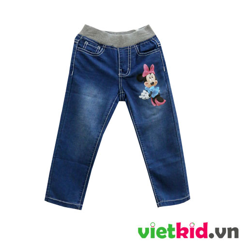 Quần jeans Mickey